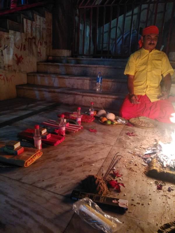 Tantrik in Kamakhya